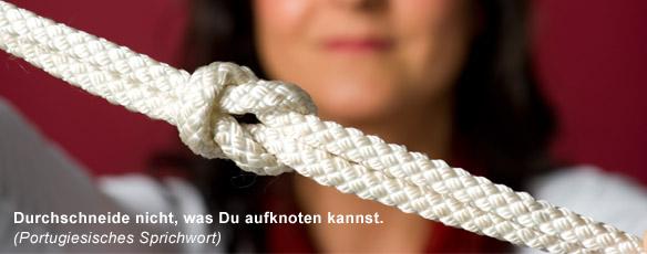 Coaching Atelier - Knoten lösen